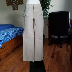 Old Navy khaki pants size 8